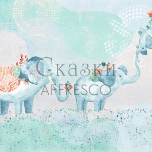 Фото фрески Affresco Fairytales ML654-COL3