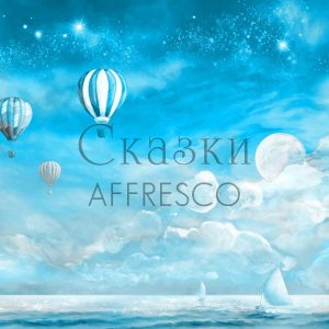 Фото фрески Affresco Fairytales ML656-COL3