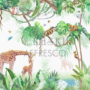 Фото фрески Affresco Fairytales ML660-COL1