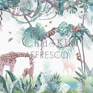 Фото фрески Affresco Fairytales ML660-COL2