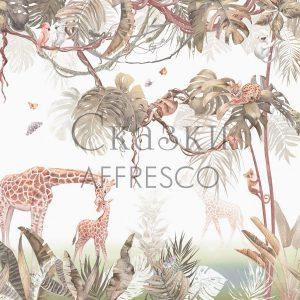 Фото фрески Affresco Fairytales ML660-COL4