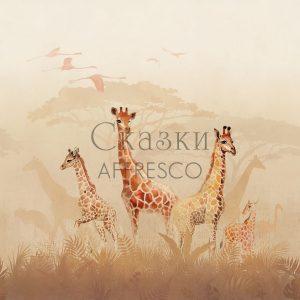 Фото фрески Affresco Fairytales OF601-COL1