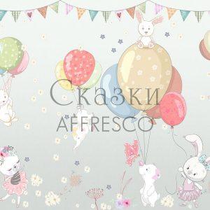 Фото фрески Affresco Fairytales SN623-COL1