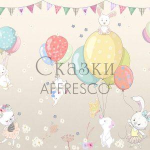 Фото фрески Affresco Fairytales SN623-COL2