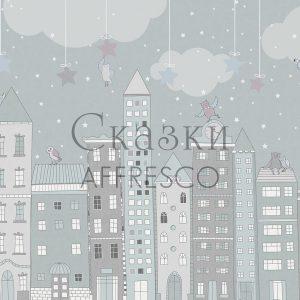 Фото фрески Affresco Fairytales ZK603-COL3
