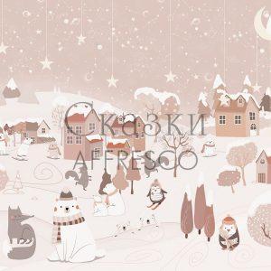 Фото фрески Affresco Fairytales ZK608-COL2