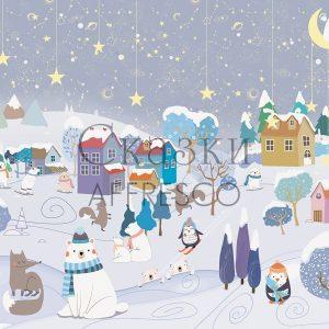 Фото фрески Affresco Fairytales ZK608-COL3