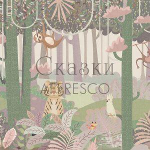 Фото фрески Affresco Fairytales ZK617-COL4