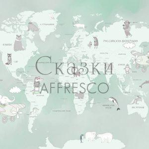 Фото фрески Affresco Fairytales ZK626-COL4