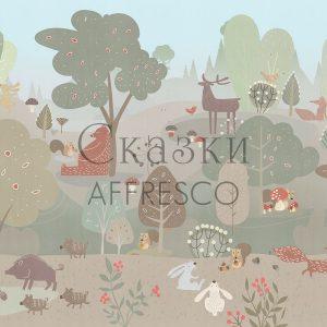 Фото фрески Affresco Fairytales ZK633-COL2