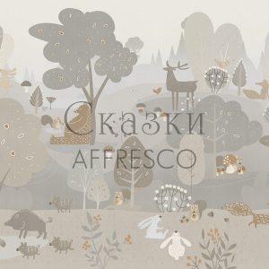 Фото фрески Affresco Fairytales ZK633-COL3