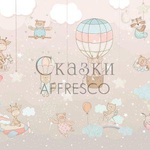Фото фрески Affresco Fairytales ZK637-COL1