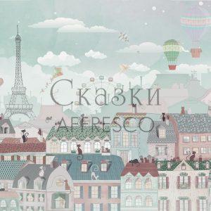 Фото фрески Affresco Fairytales ZK643-COL2