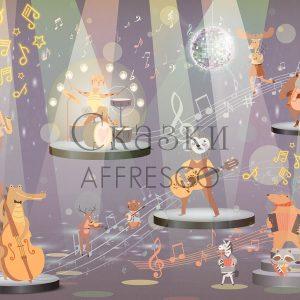 Фото фрески Affresco Fairytales ZK649-COL2