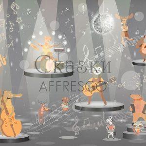 Фото фрески Affresco Fairytales ZK649-COL3