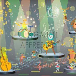 Фото фрески Affresco Fairytales ZK649-COL4