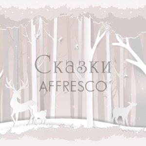 Фото фрески Affresco Fairytales ZK661-COL1