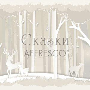 Фото фрески Affresco Fairytales ZK661-COL2
