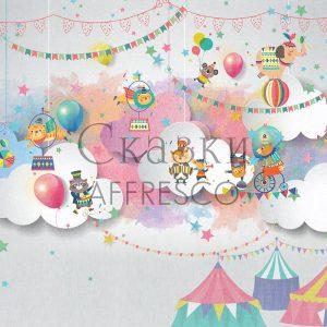 Фото фрески Affresco Fairytales ZK669-COL1