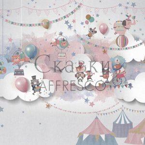 Фото фрески Affresco Fairytales ZK669-COL2