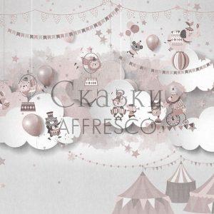 Фото фрески Affresco Fairytales ZK669-COL3