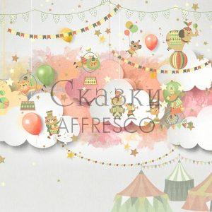 Фото фрески Affresco Fairytales ZK669-COL4