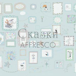 Фото фрески Affresco Fairytales ZK674-COL1