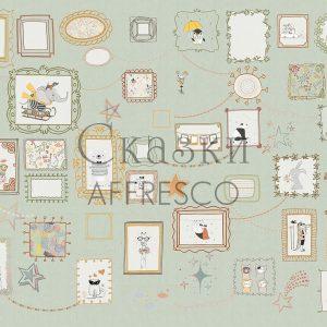 Фото фрески Affresco Fairytales ZK674-COL4