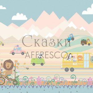 Фото фрески Affresco Fairytales ZK675-COL1