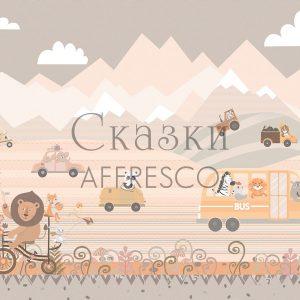 Фото фрески Affresco Fairytales ZK675-COL2
