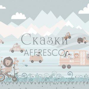 Фото фрески Affresco Fairytales ZK675-COL3