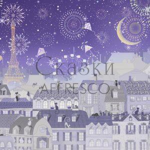 Фото фрески Affresco Fairytales ZK692-COL4