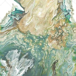 Фото фрески Affresco Fluid AF2054-COL2