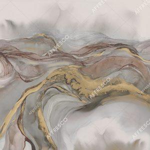 Фото фрески Affresco Fluid AF2069-COL3
