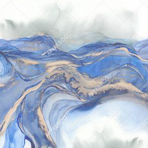 Фото фрески Affresco Fluid AF2069-COL4