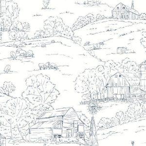 Фото обоев York Simply Farmhouse арт.FH4032