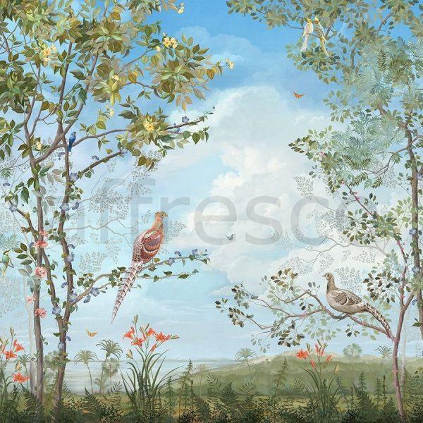 Фото фрески Affresco Atmosphere AF511-COL1