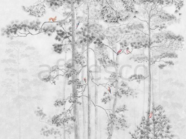 Фото фрески Affresco Atmosphere AF518-COL3