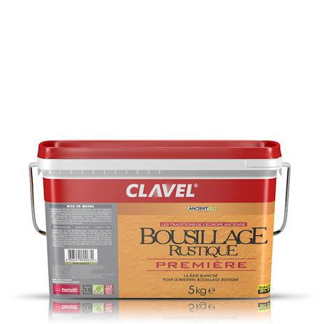 Фото банки товара CLAVEL BOUSILLAGE RUSTIQUE PREMIERE