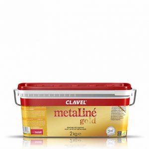 Фото банки товара CLAVEL METALINE GOLD