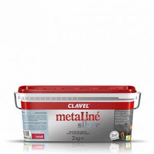 Фото банки товара CLAVEL METALINE SILVER