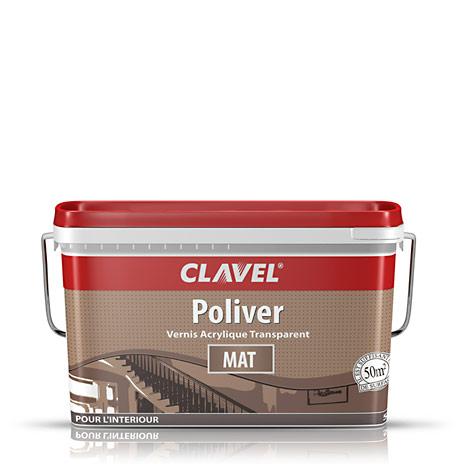 Фото банки товара CLAVEL POLIVER MAT